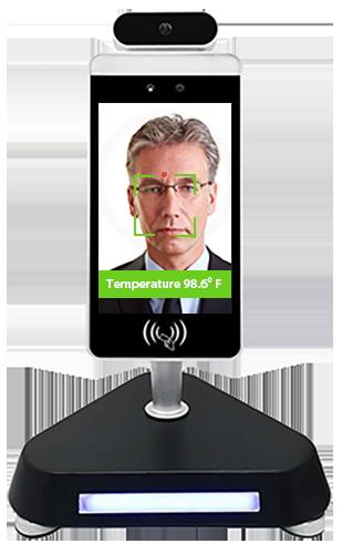 Temperature Kiosk Desktop
